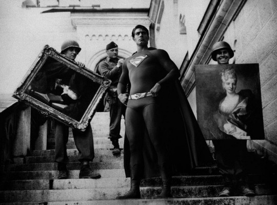 Superman - Neuschwanstein 1945